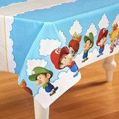 Super Mario Bros. Babies Plastic Tablecover