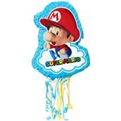Super Mario Bros. Babies Shaped Pull-String Pinata
