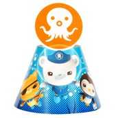The Octonauts Cone Hats