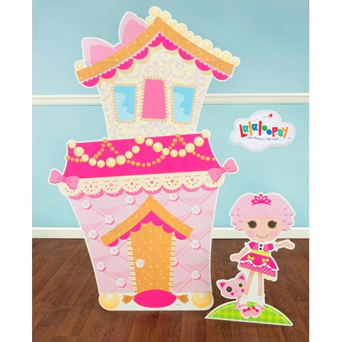 Lalaloopsy Jewel Sparkles Standup