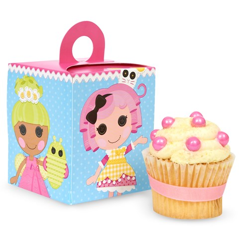 Lalaloopsy Cupcake Boxes