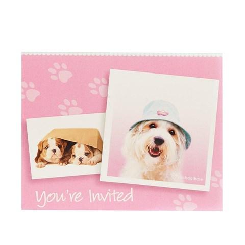 rachaelhale Glamour Dogs Invitations (8)