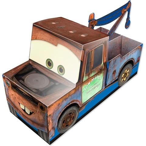 Disney Cars Dream Party Snack Caddy