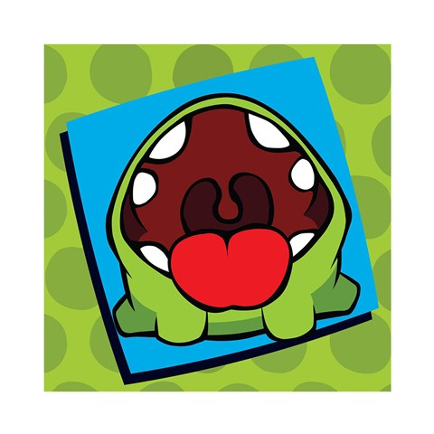 Cut the Rope Beverage Napkins
