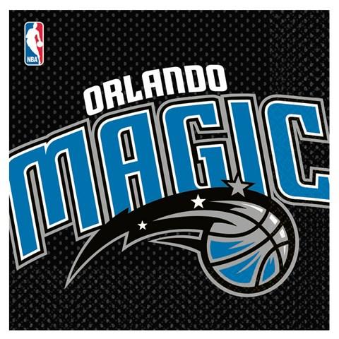 Orlando Magic Basketball - Lunch Napkins