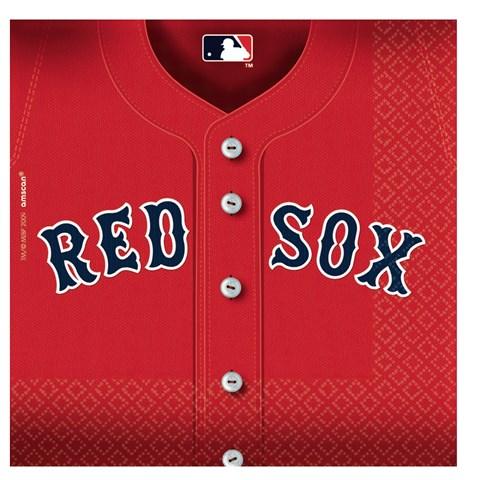 Boston Red Sox Baseball - Lunch Napkins