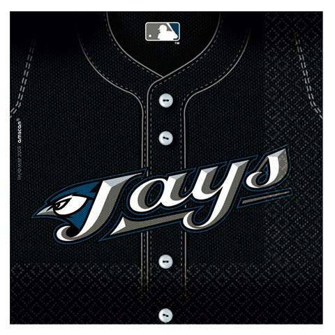 Toronto Blue Jays Baseball - Lunch Napkins
