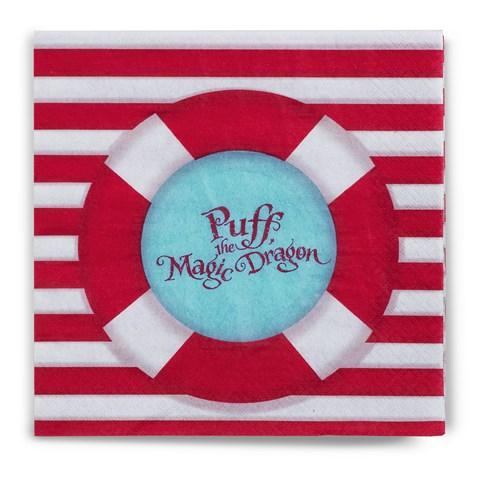 Puff, the Magic Dragon Lunch Napkins