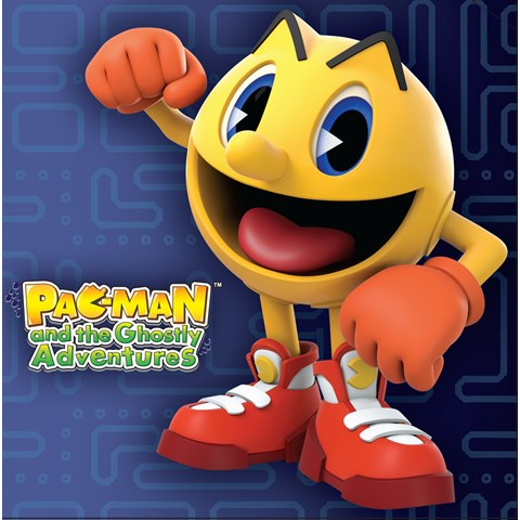 PAC-MAN and the Ghostly Adventures Lunch Napkins