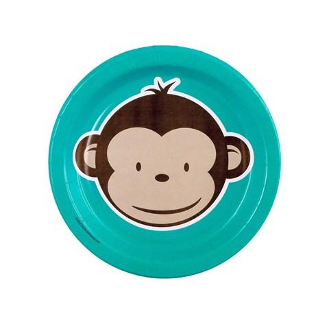 Mod Monkey Dessert Plates