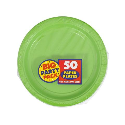 Kiwi Big Party Pack Dessert Plates