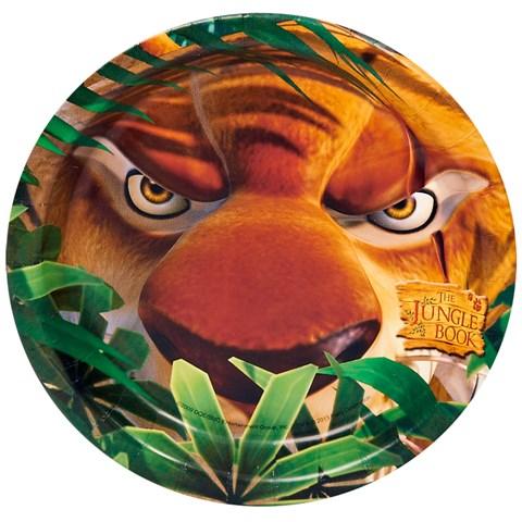 The Jungle Book Dessert Plates
