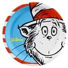 Dr. Seuss Plate