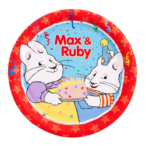 Max & Ruby Dinner Plates