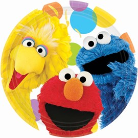 Sesame Street Party)