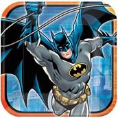 Batman Dinner Plates (8)