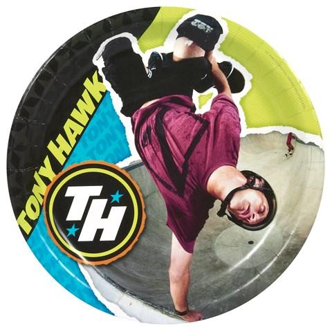Tony Hawk Skatepark Series Dinner Plates