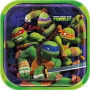Teenage Mutant Ninja Turtles Plate