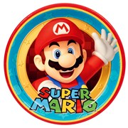 Super Mario Party Plate