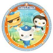 Octonauts Plate