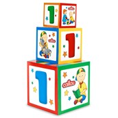 Caillou 1st Birthday - Gift Box Set Centerpiece