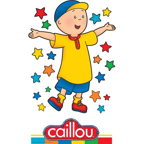 Caillou Standup