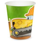 Construction Pals 9 oz. Cups
