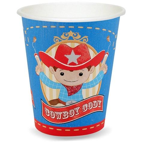 Cowboy 9 oz. Cups