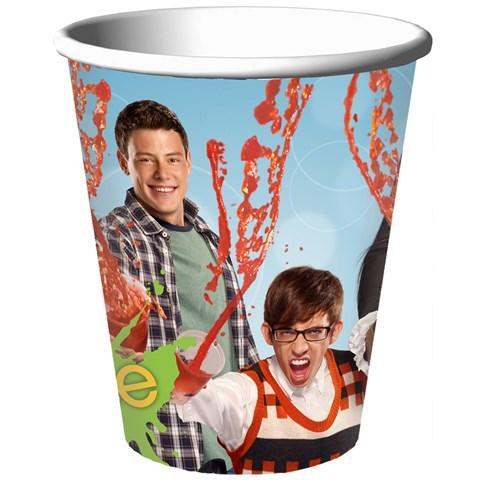 Glee 9 oz. Cups