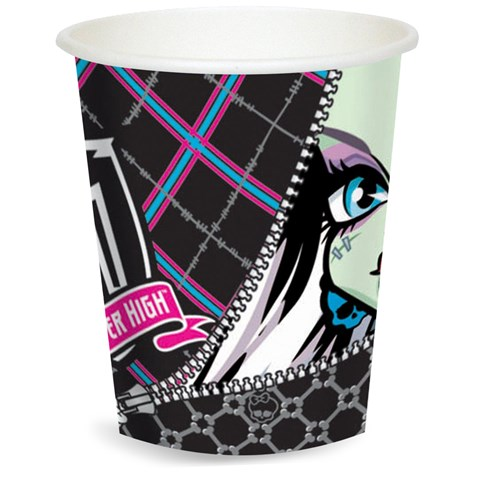 Monster High 9 oz. Paper Cups