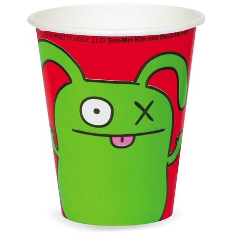 UGLYDOLL 9 oz. Paper Cups