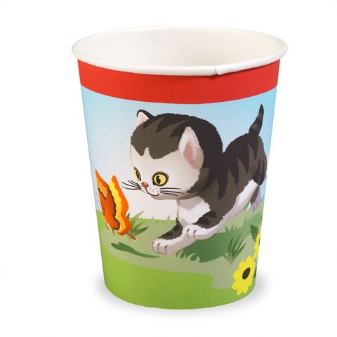 Little Golden Books 9 oz. Paper Cups