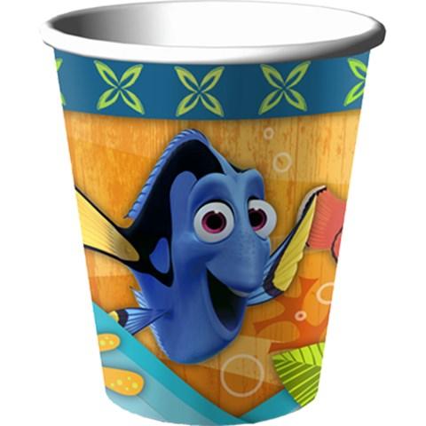 Disney Nemo's Coral Reef 9 oz. Paper Cups