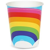 Rainbow Wishes 9 oz. Paper Cups