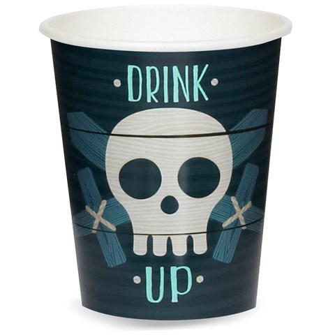 Boys Only Bash 9 oz. Paper Cups