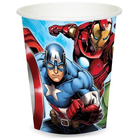 Avengers Assemble 9 oz. Paper Cups