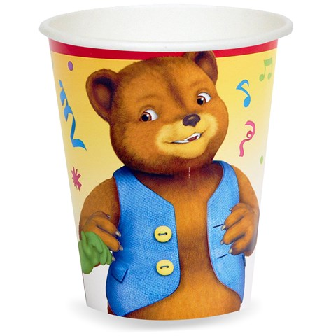 Franklin and Friends 9oz. Paper Cups (8)