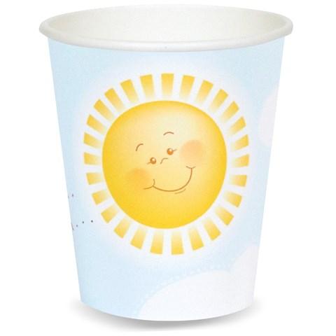 Little Sunshine Party 9 oz. Paper Cups