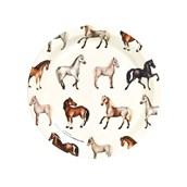 Ponies Dessert Plates (8)