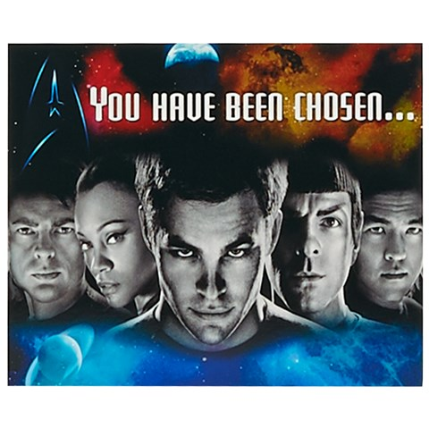 Star Trek Invitations (8)