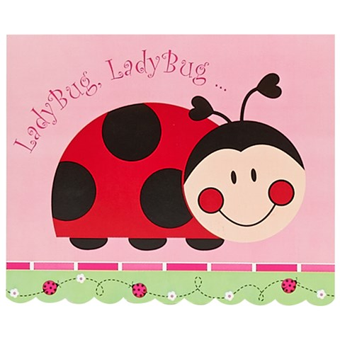 Ladybugs: Oh So Sweet 2nd Birthday Invitations