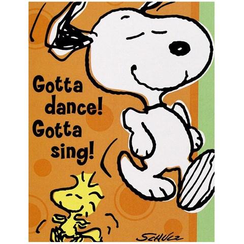 Snoopy Invitations