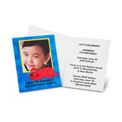 Clifford The Big Red Dog Personalized Invitations