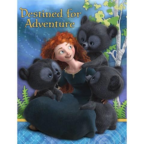 Disney Brave Invitations