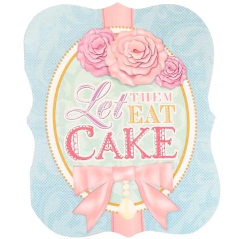Let Them Eat Cake Invitations