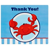 Anchors Aweigh Thank-You Notes