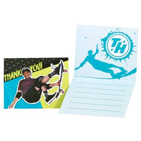 Tony Hawk Skatepark Series Thank-You Notes