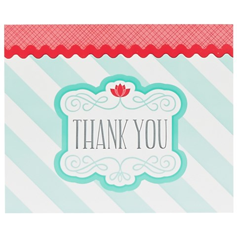 Little Spa Party Thank-You Notes