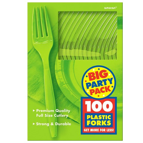 Kiwi Big Party Pack - Forks
