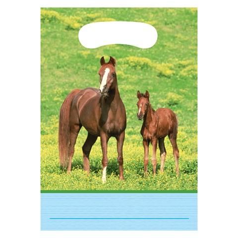 Wild Horses Treat Bags